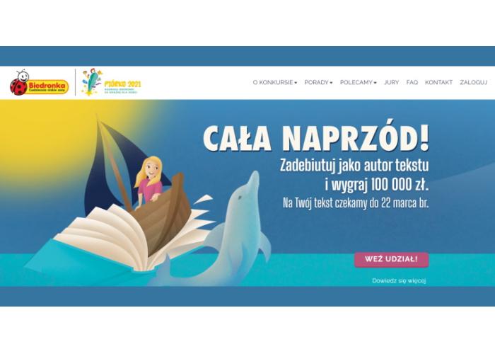 Konkurs literacki Piórko 2021