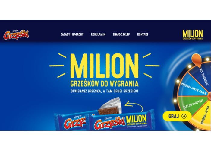 Loteria  - Milion Grześków do wygrania!