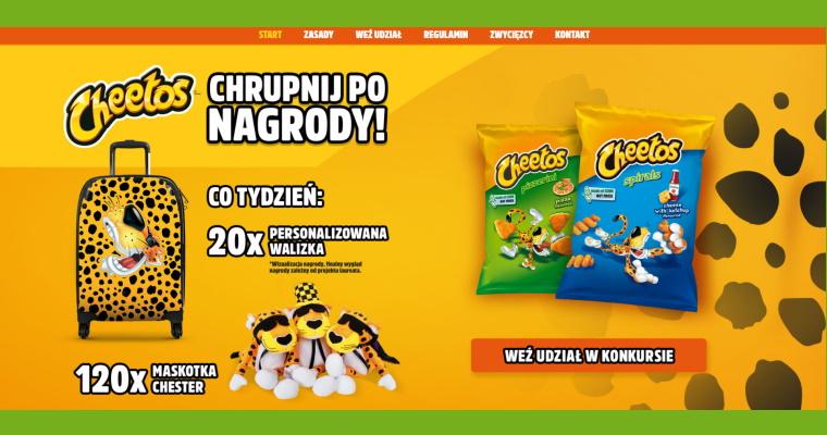 Łap Chestera 3 - konkurs Carrefour