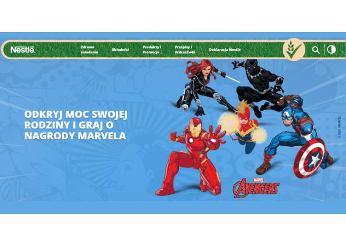 Loteria Marvel