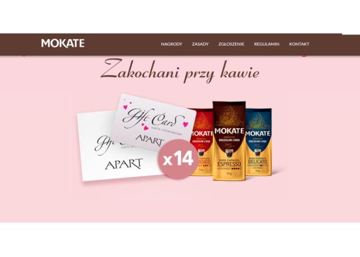 Konkurs Mokate w Intermarche