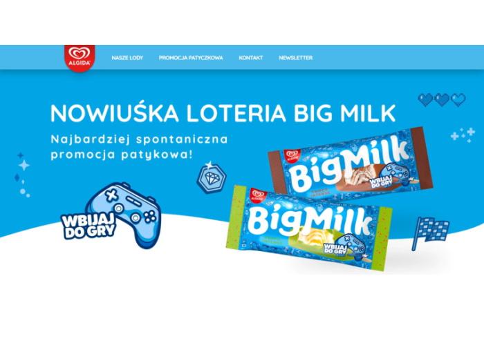 Loteria Big Milk