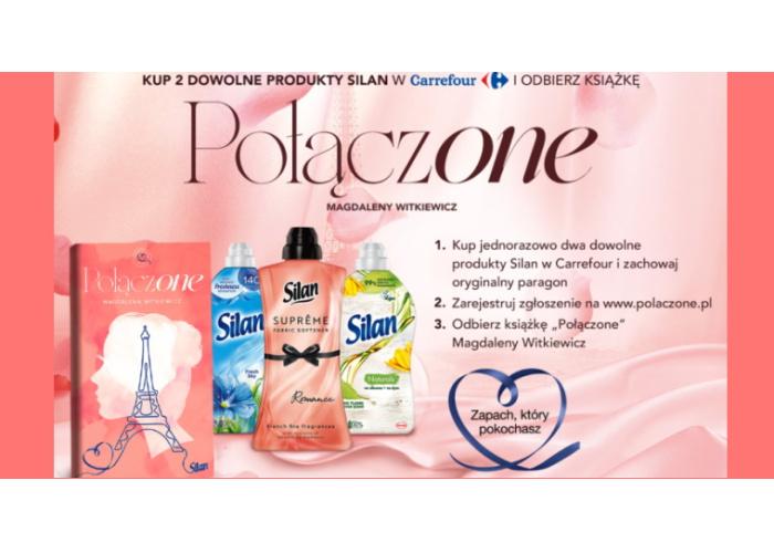 Konkurs marki Silan w Carrefour