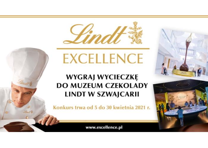 Konkurs Lindt Excellence