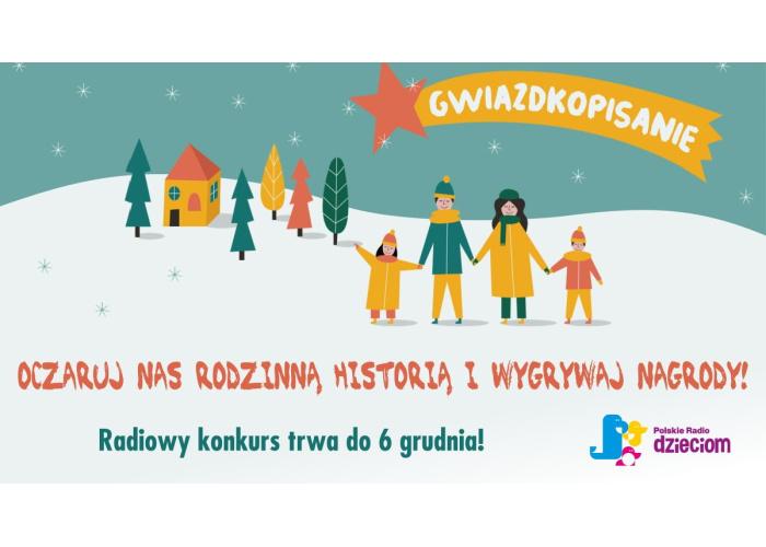 Świąteczny konkurs Polskiego Radia Dzieciom
