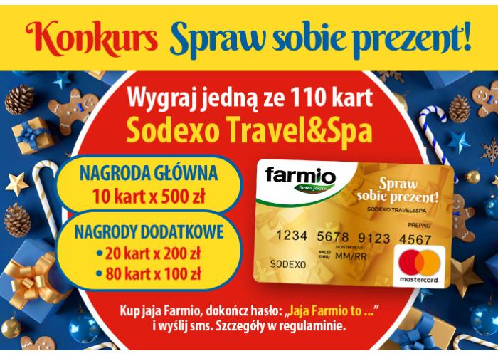 Wygraj nagrody pieniężne - 500/200/100zł