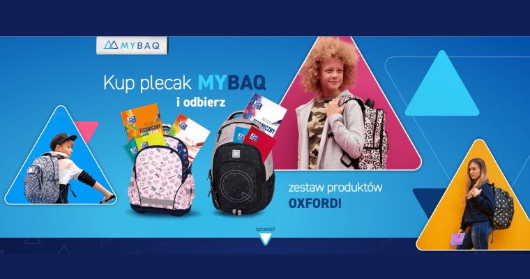 """Akcja promocyjna  """"MyBaq"""" 2020"""