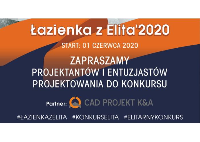 Konkurs Łazienka z Elita 2020