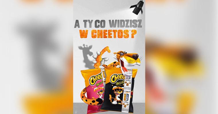 A Ty co widzisz w Cheetos?