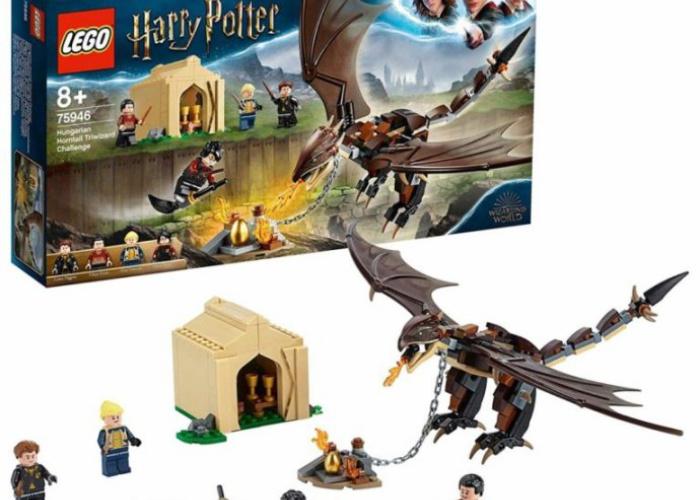 Zestaw LEGO Harry Potter
