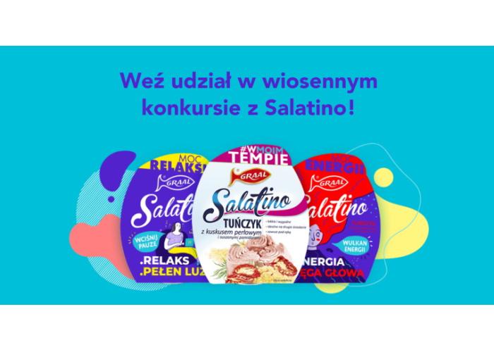 Wiosenny konkurs z Salatino