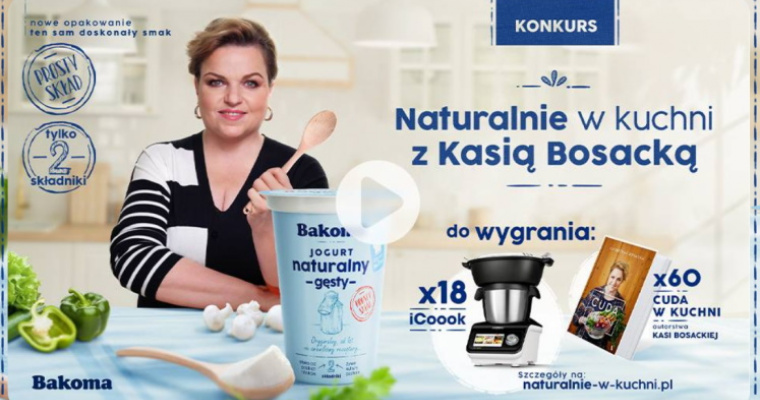 Konkurs marki BAKOMA