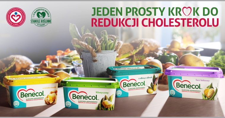 Konkurs marki Benecol