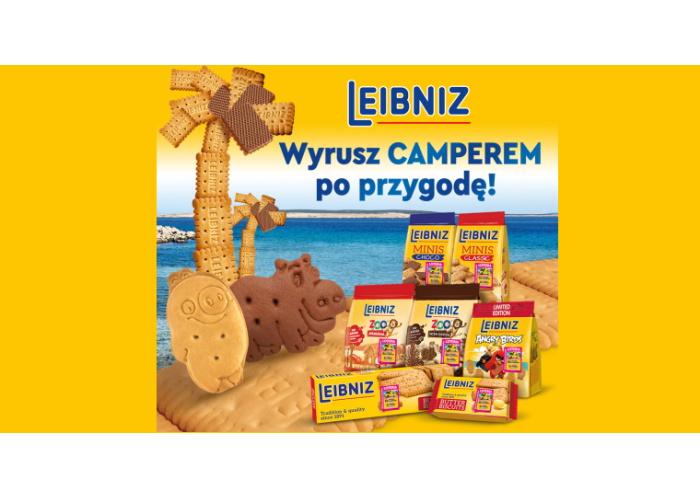 Loteria Leibniz - Wyrusz Camperem po przygodę!