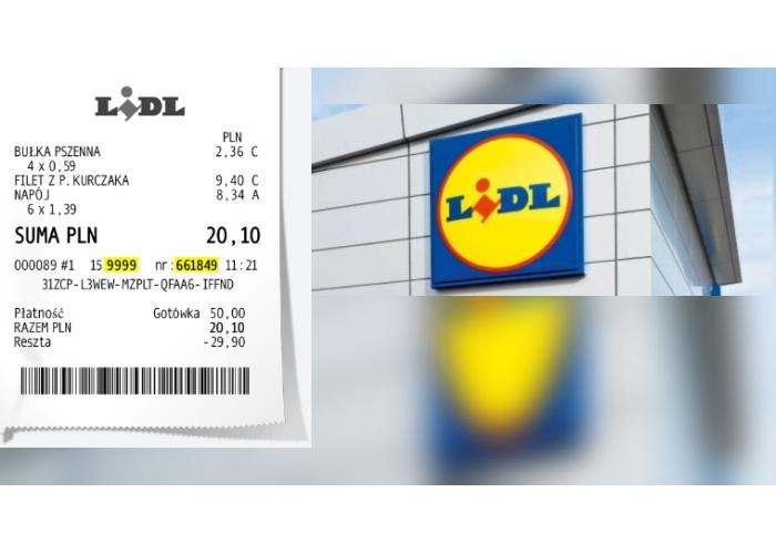 Loteria Lidl - Edycja nr 3