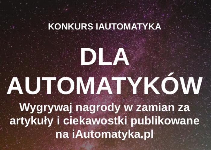 Konkurs dla inżynierów automatyki!