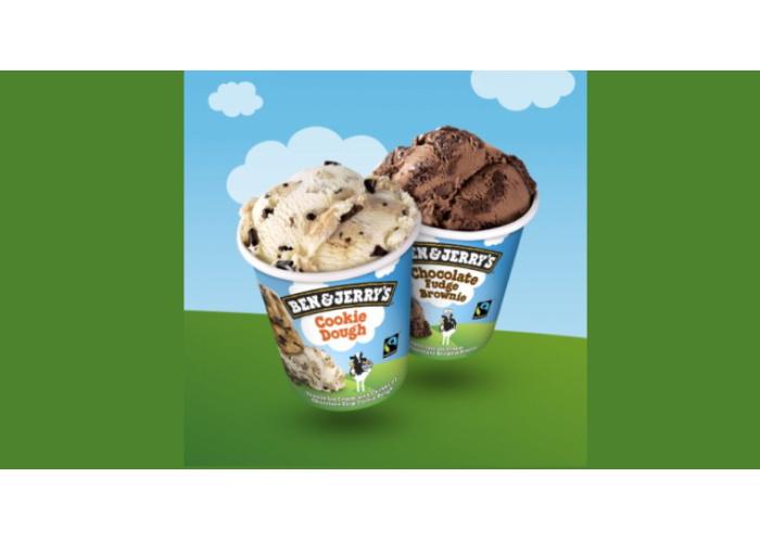 Konkurs - Wiosna z lodami Ben&Jerry's!