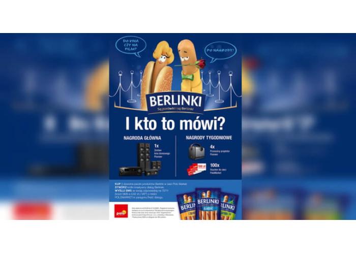 Konkurs SMS w sieci POLOmarket