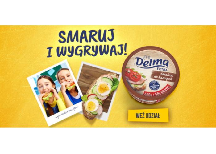 Konkurs marki DELMA