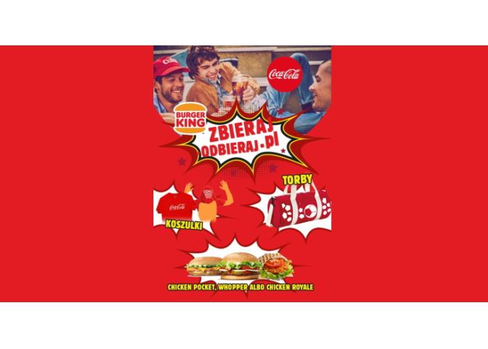 Promocja w sieci Burger King