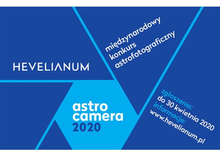 Astro Camera 2020