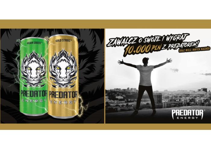 Konkurs marki Predator