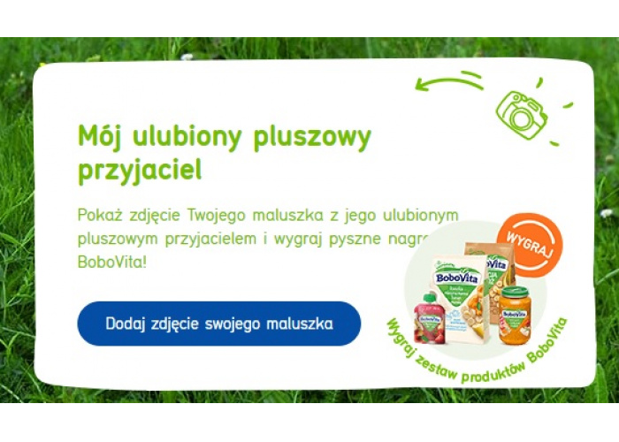 Wygraj zestaw produktów BoboVita!