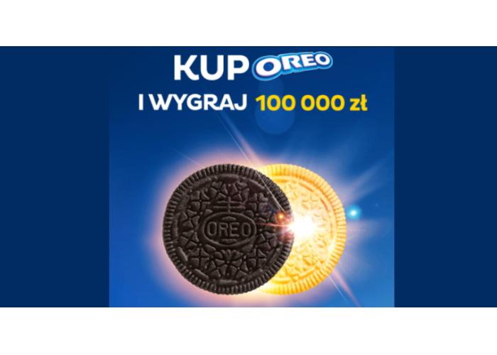Loteria marki OREO - Graj o złote!